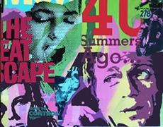 Galerie Hegoa – Les œuvres Pop Art de Paul Raynal du 11 septembre au 11 octobre