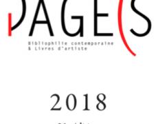 NOV. 23-24-25 novembre 2018. Salon Page(s au Palais de la Femme.