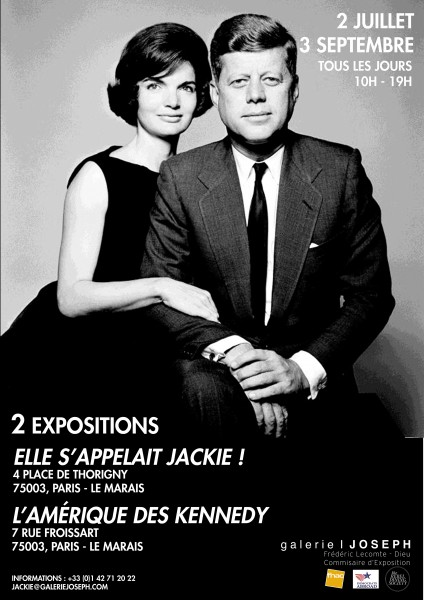 Affiche Expos Kennedy A4