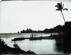 La galerie HEGOA propose une exposition « Hors les murs » présentée par Quiksilver  « The big waves riders of Hawaii ». Un hommage photographique à l'histoire du surf avec des oeuvres au collodion réalisées par Bernard Testemale  Du 1er au 10 octobre 2015 à la Galerie Joseph – 236 rue Saint Martin – Paris 3ème