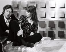 «Gainsbourg – Toujours – 25 ans». Galerie HEGOA du 4 mars au 8 avril.