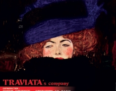 Spectacle «TRAVIATA's company» 3 • 4 • 6 • 7 juin 2016 à 20h30.