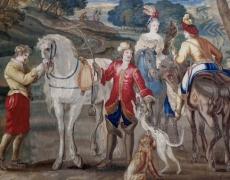 Le Village Suisse. 100 antiquaires, galéristes et décorateurs fêtent «Le Cheval dans l'Art» jusqu'au 20 nov.