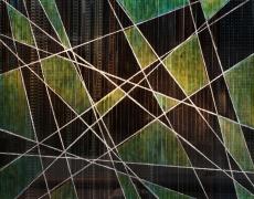 Illumination / exposition du sculpteur lumière Patrick RIMOUX. Galerie Minsky 12 oct – 19 nov.