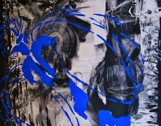 30 nov. 2016 – 7 janv 2017, les peintures de Richard Overstreet sont à la Galerie Minsky.