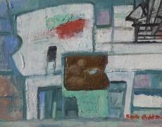 9 mars – 22 avril. Les peintures de Mireille Glodek-Miailhe années 1970 / 80. Galerie Antoine Villeneuve .