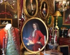 LE VILLAGE SUISSE. Antiquaires et Galeries d'Art de Paris.Présentation générale