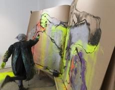13 sept. – 20 janv.  Lydie Arickx – Peintures – Sculptures – Dessins  – Loo & Lou Gallery