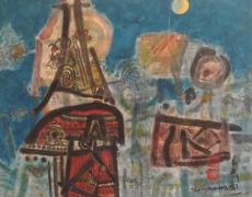 15 nov – 9 déc : Shoichi HASEGAWA à la Galerie MINSKY