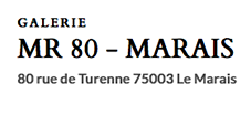 Ouverture 10 mars : Galerie MR 80. «Carte blanche» à Bernard Vidal-Nathalie Bertoux Art Contemporain.