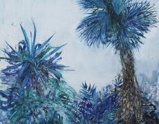 8 mars – 5 mai. «Le Chant de flore» d'Anna Maria Tsakali. Galerie Minsky.