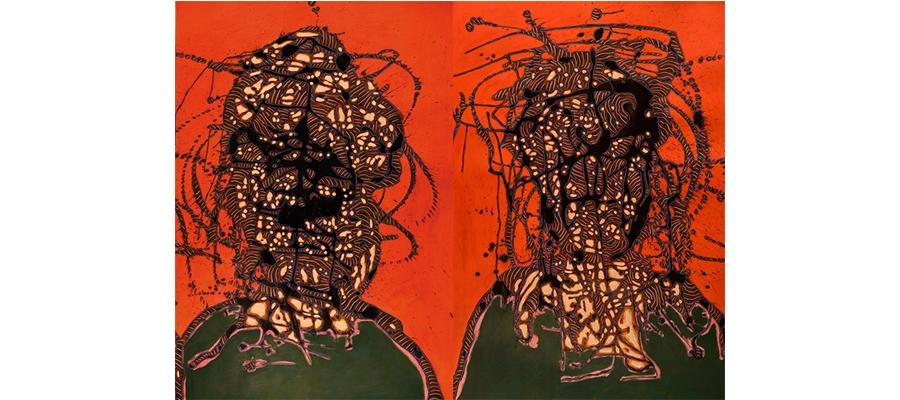 Prolongation de l'exposition Didier GENTY  jusqu'au 9 juin à la la Loo &Lou Gallery / George V