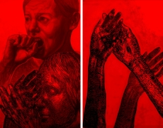5 – 30 novembre. Les peintures de Tijana KOJIC. Galerie Boris