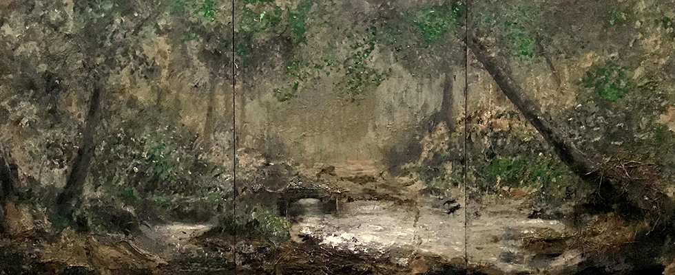 7 nov –19 janv 2019 . Olivier de SAGAZAN . LOO & LOU Gallery – Haut Marais.