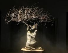 7 nov – 19 janvier . Olivier de SAGAZAN . LOO & LOU Gallery – Haut Marais.
