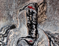 1er – 30 mars. Damjan KOVACEVIC. Nouvelles œuvres. Galerie BORIS.