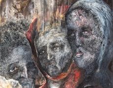 19 sept – 2 nov. Kristina PIRKOVIC. Galerie BORIS