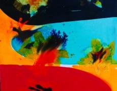 """SEPT /OCT. Tony SOULIÉ, peintures récentes """"Florilèges"""". Loo & Lou Gallery."""