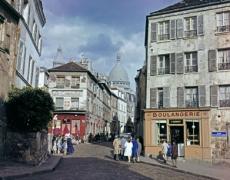14 juillet – 2 sept. PARIS D'HIER. Photos. MR Agency 80 rue de Turenne
