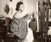 SEPT. 1er sept -13 oct. Leonor FINI. Galerie Minsky qui fête ses 20 ans !