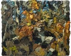 """6 nov – 4 janv. Paul de PIGNOL. """"Né du limon"""". LOO & LOU Gallery."""