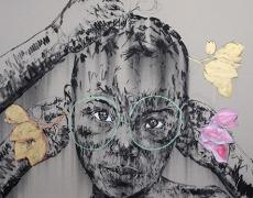 29 mai – 27 juillet . Nelson MAKAMO . LOO & LOU Gallery