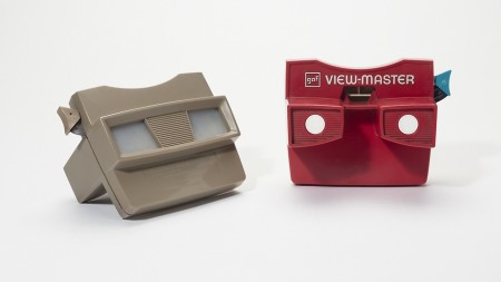 tombola - l'homme sur la lune 50 ans, MR Agency - View Master