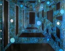 15 nov – 11 janv . Patrick RIMOUX /sculpteur-lumière . Galerie MINSKY.
