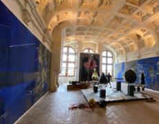 Lydie ARICKX – exposition d'été au Château de Chambord – jusqu'au 17 octobre.