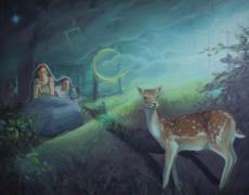 "13 SEPT. – 3 DÉC. ""Contes d'Illusions"". Dragana MARKOVIĆ . Galerie Boris ."